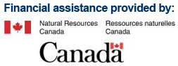 Financial assistance has been provided by NRCan